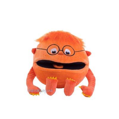 The Puppet Company handpop babymonster oranje