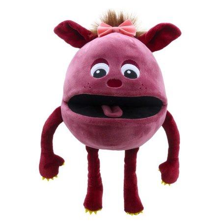 The Puppet Company Framboosje het baby monstertje