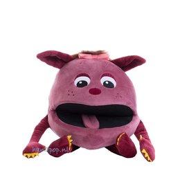 The Puppet Company handpop babymonster framboos