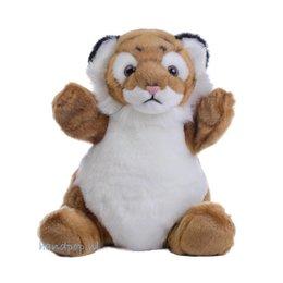 The Puppet Company handpop tijgertje cuddly tumms