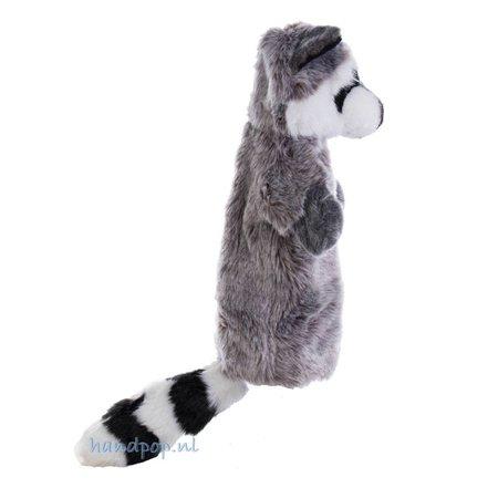 The Puppet Company lange handschoen handpop wasbeer