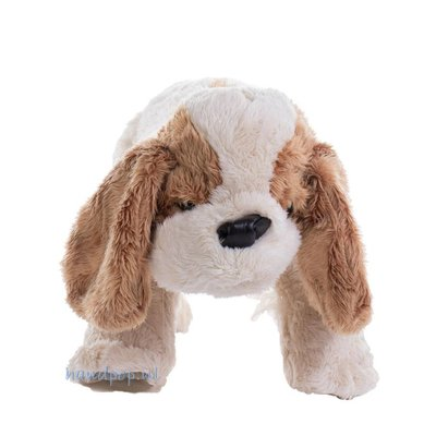 Folkmanis handpop hond spaniel