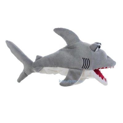 Living Puppets handpop haai Fischmaek