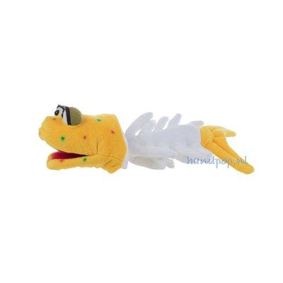 Living Puppets handpop vis Flo-Relle (geel)