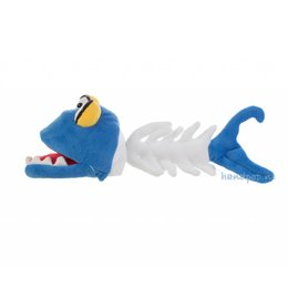Living Puppets handpop vis Alex-Zander (blauw)