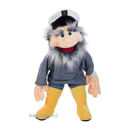 Living Puppets Kapitein Hansen 65 cm