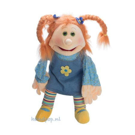 Living Puppets handpop Tanni