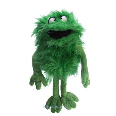 Living Puppets Schlick, het groene monstertje