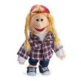 Living Puppets handpop Katie Kickflip