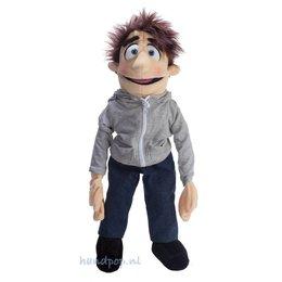 Living Puppets handpop Mr. Sunday