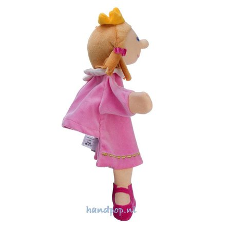 Sterntaler poppenkastpop Prinses
