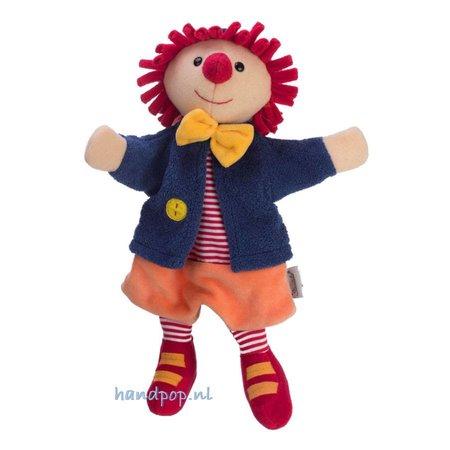 Sterntaler handpop Clown