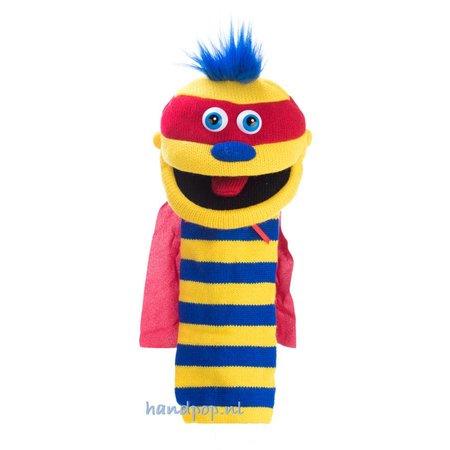 The Puppet Company Zap Sockette