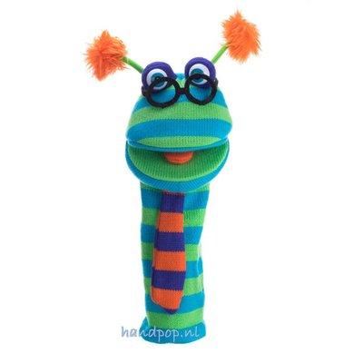 The Puppet Company handpop Sockette Dylan