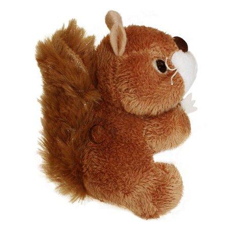 The Puppet Company vingerpopje rode eekhoorn