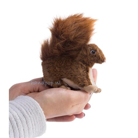 Folkmanis vingerpopje eekhoorn