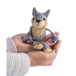 The Puppet Company wolf vingerpopje