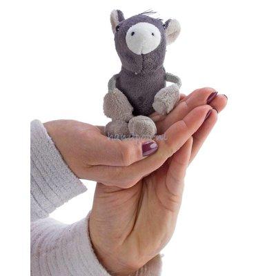 The Puppet Company ezel vingerpopje