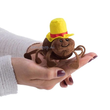 The Puppet Company vingerpopje Inky Winky