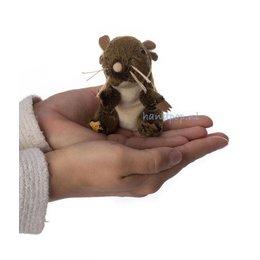 Folkmanis muis (veldmuis) vingerpopje