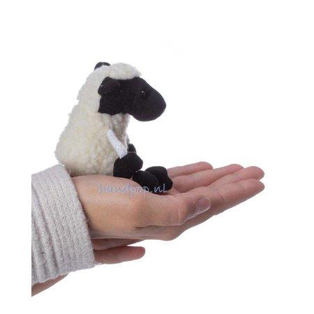 The Puppet Company vingerpopje schaap