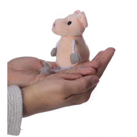 The Puppet Company vingerpopje varken