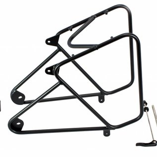 Nazca Luggage carrier large for Fuego (frame mounted)