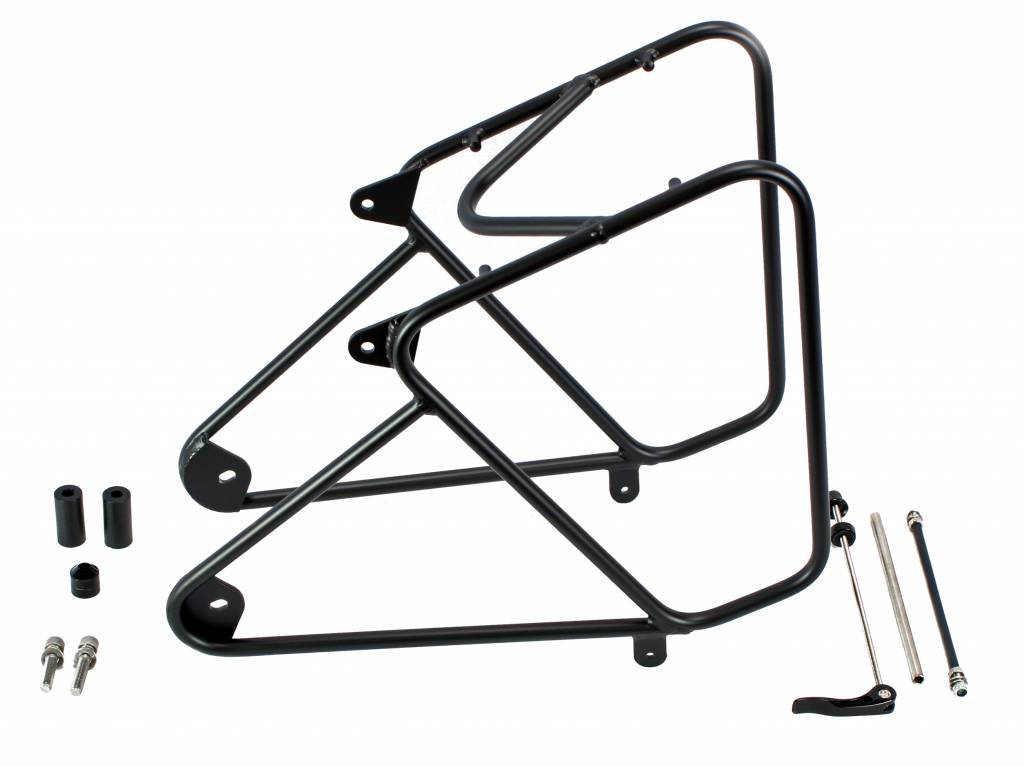 Luggage Carrier For Fuego Frame Mounted Nazca Recumbents