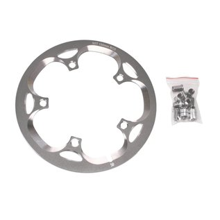 Chainring protecting cover CNC 50T