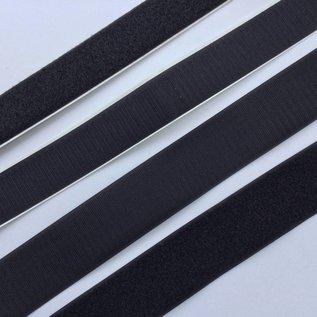 Alfatex Klittenband haak of lus, met of zonder lijm.