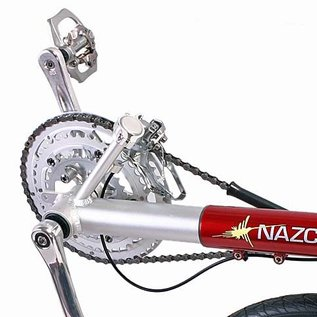Adapter for braze-on type front derailleur
