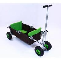 Comfort Opvouwbare bolderwagen