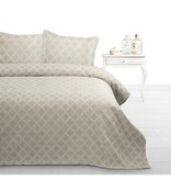 Fancy Embroidery dekbedovertrekken Bedsprei Adele - Creme