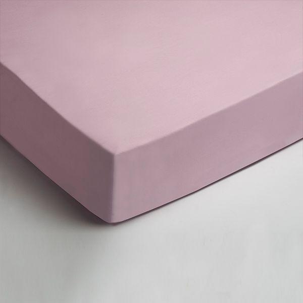 Day Dream Day Dream Katoenen Hoeslaken - Roze 140 x 200