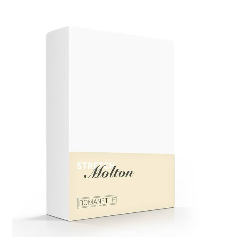 Luxe Molton Hoeslaken Stretch