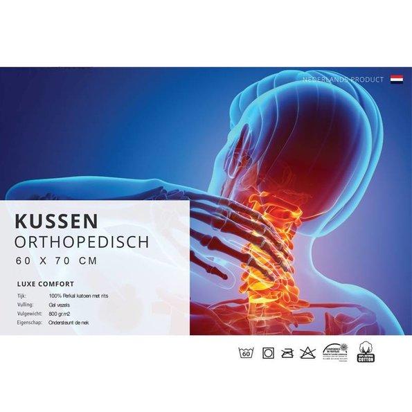 Orthopedisch Puntkussen - Zacht