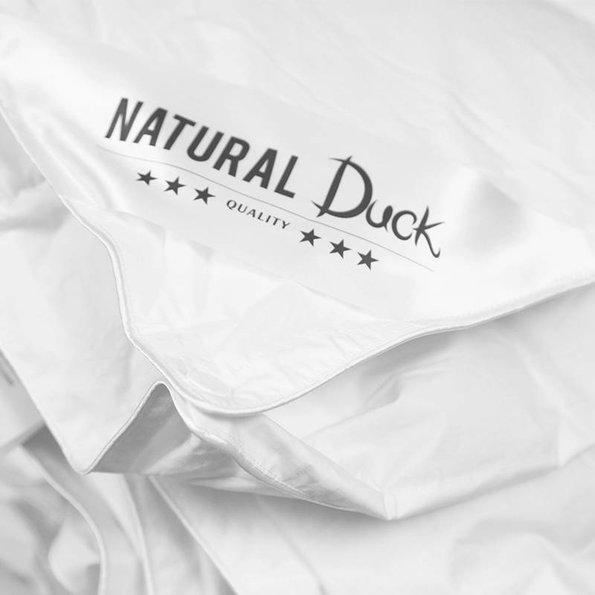 Natural Duck Natural Duck - Donzen Dekbed 90% - 4 Seizoenen