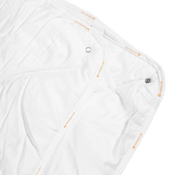 Orange Line Dekbed - Satijn Katoen - 4 Seizoenen