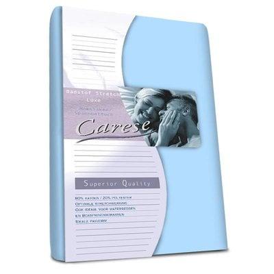 Luxe Badstof Hoeslaken - Stretch - Blauw