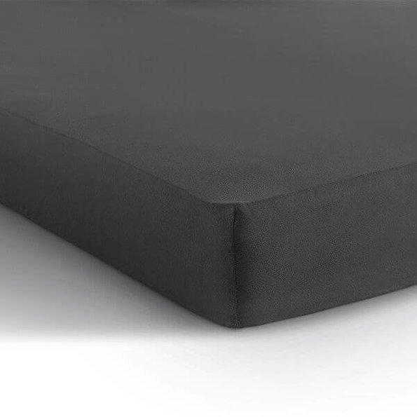 DreamHouse Bedding Jersey XL Hoeslaken - Antraciet
