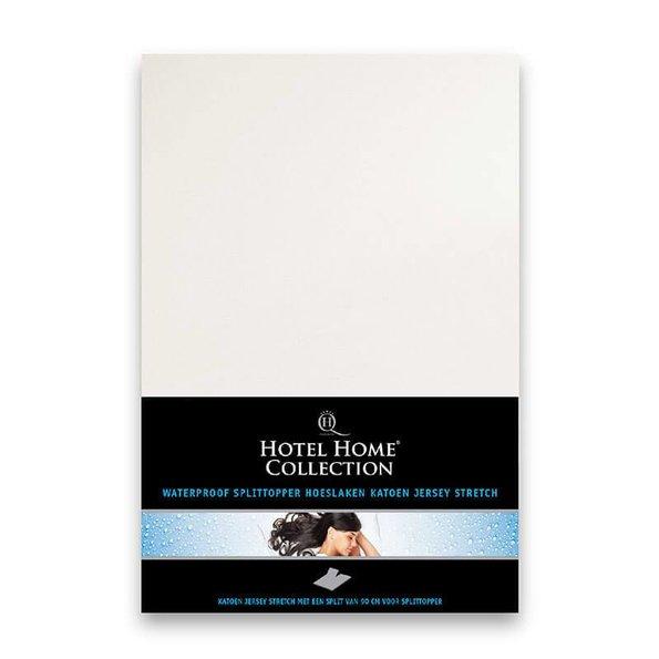 Hotel Home Matrasbeschermer Stretch Splittopper - Waterdicht HHC