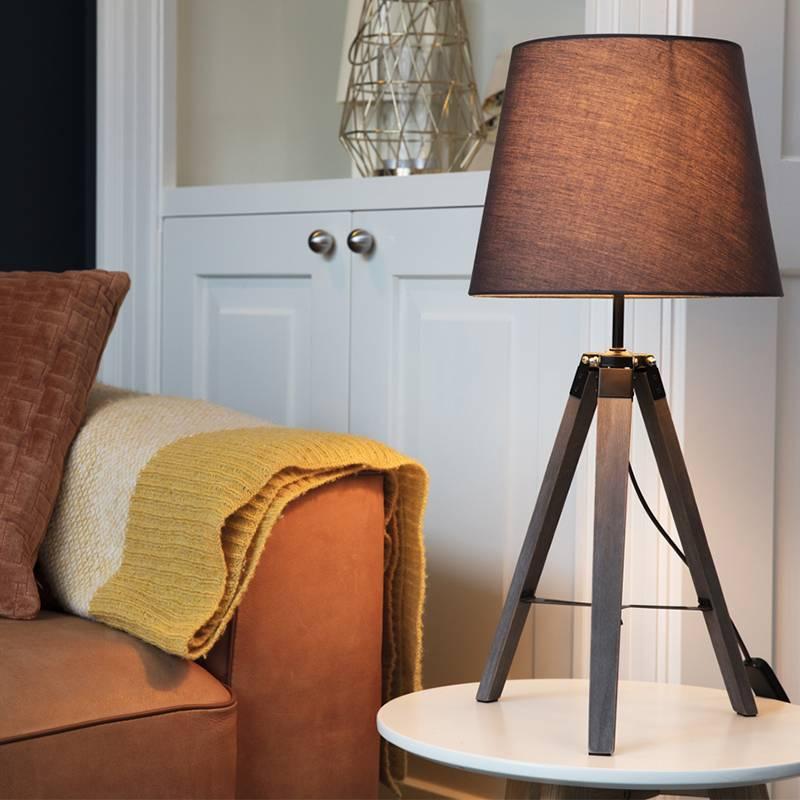 Sacramento - Tafellamp