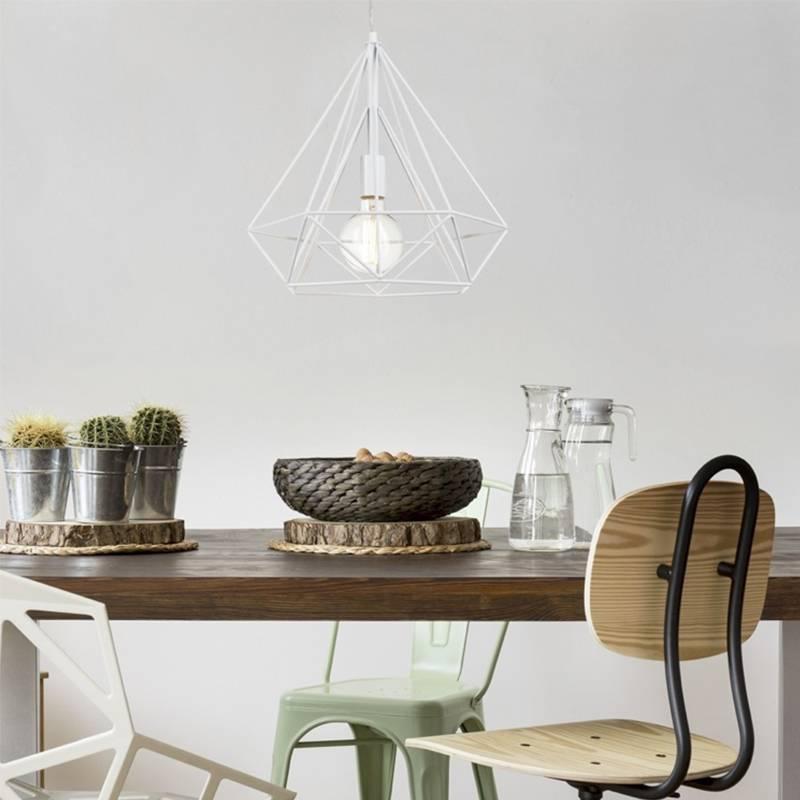 Uppsala - Lamp - Wit