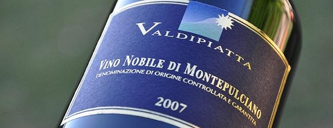 Vino Nobile di Montepulciano van Valdipiatta
