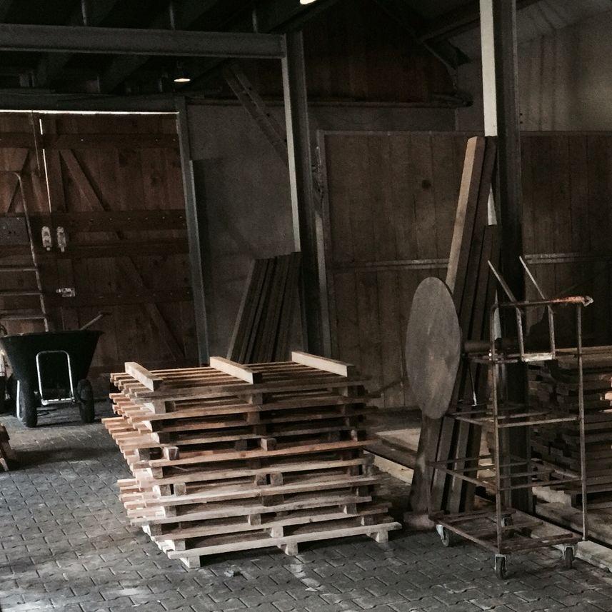 Verbouwing Showroom