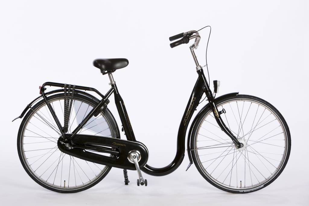 Extra lage instap fiets - JPTEshop