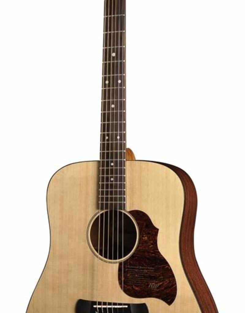 Richwood D-20 Master Series handgemaakte dreadnought gitaar