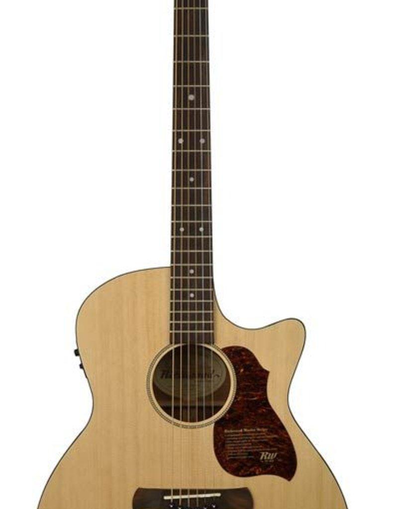 Richwood G-20-CE Master Series handgemaakte auditorium gitaar