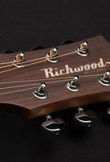Richwood G-40-CE Master Series handgemaakte grand auditorium gitaar