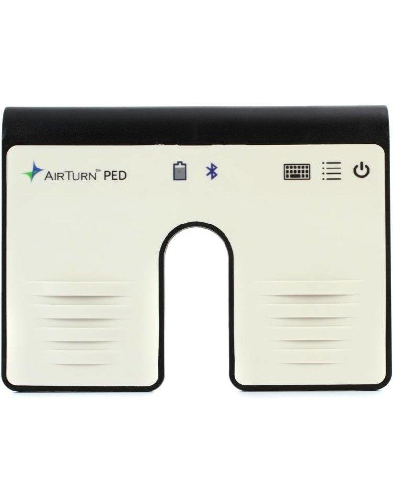 Airturn PED bluetooth voetcontroller en pageturner